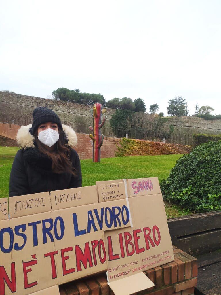 Savona cultura in piazza - ritratti (2)