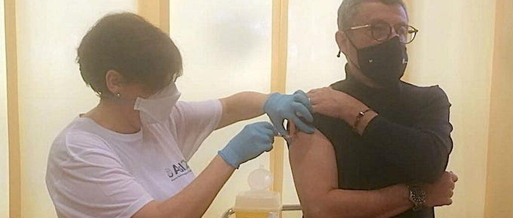 Brunetto vaccino covid