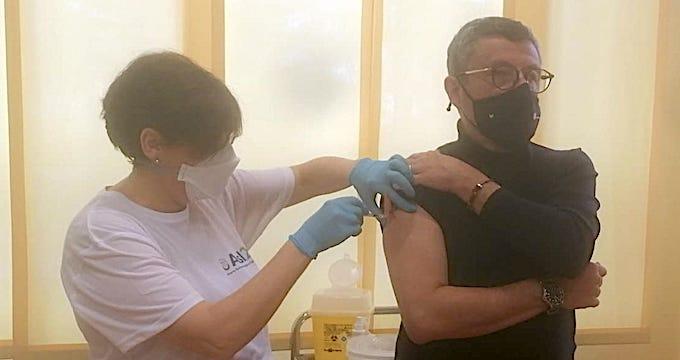 Brunetto vaccino