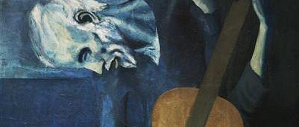 chitarrista cieco di Picasso