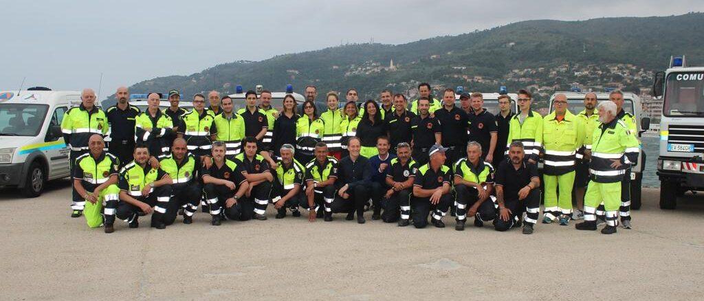 gruppo protezione civile Andora