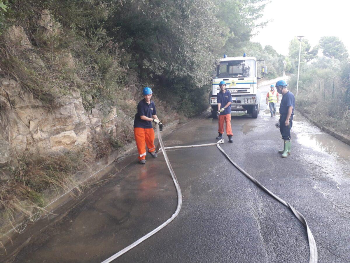 gruppo protezione civile di Andora