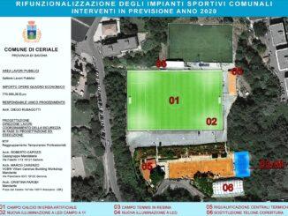 progetto impianti sportivi