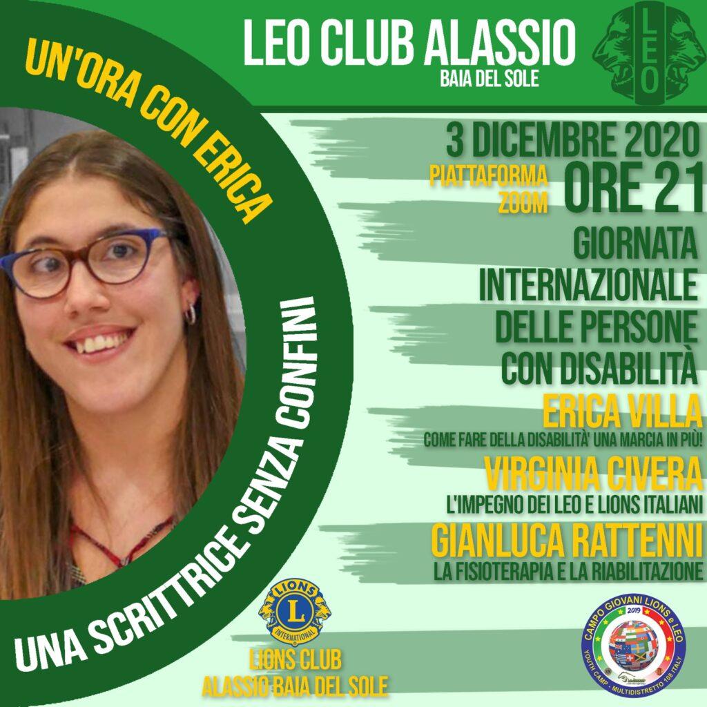 webinar Leo Club Alassio
