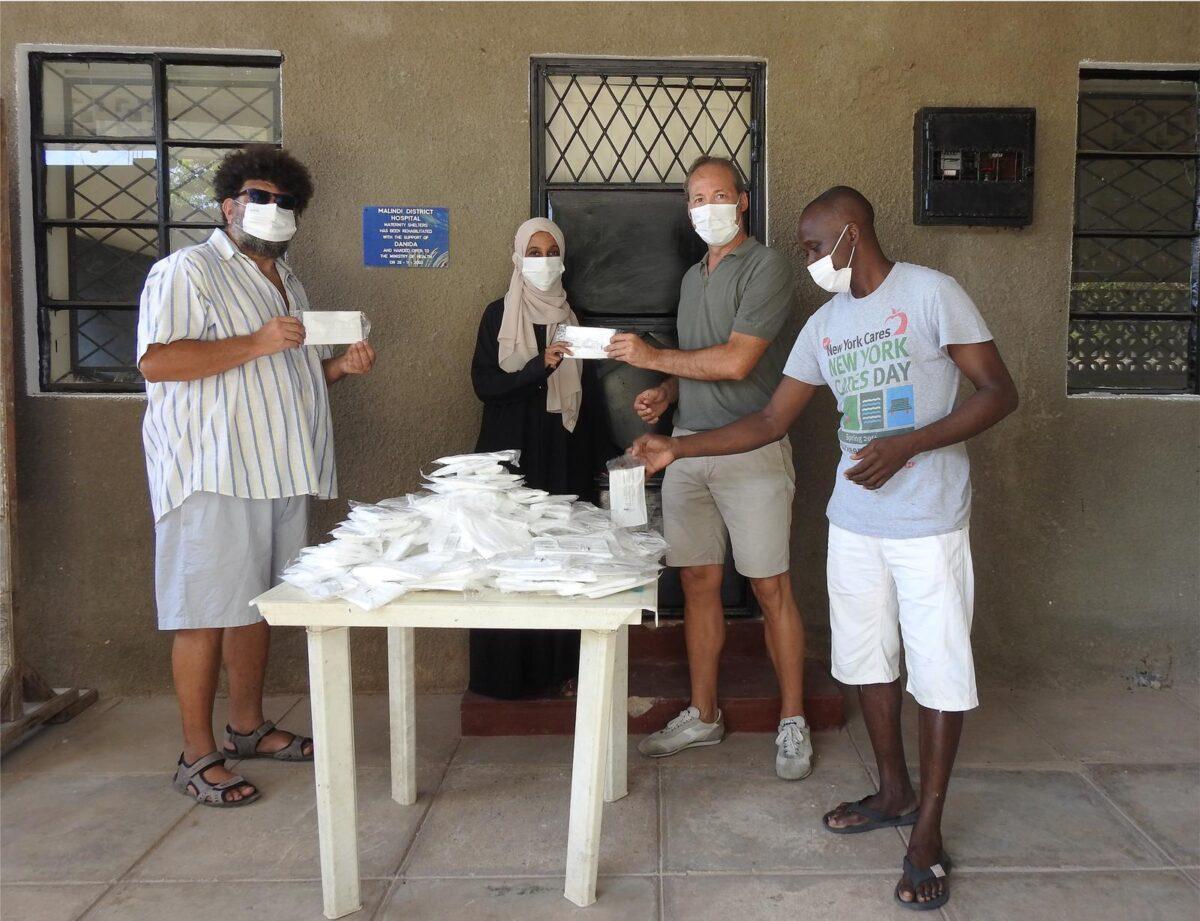 Alassio - donazione ospedale Mallindi