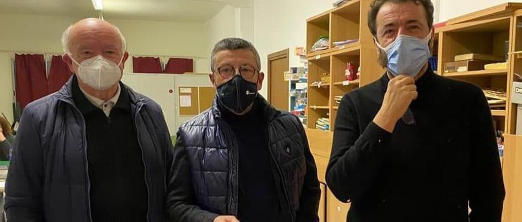 Brunetto visita Albenga Anffass