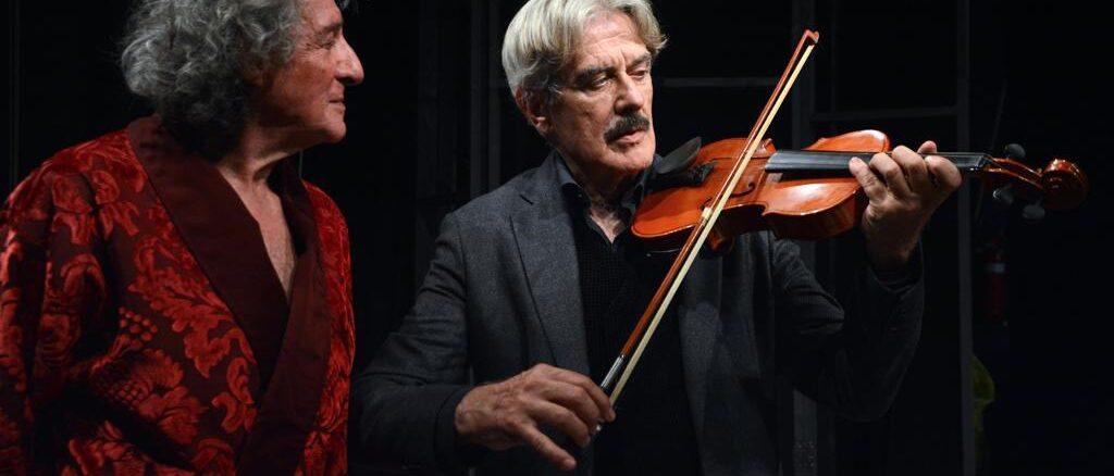 Carlo Greco e Giuseppe Pambieri in Nota Stonata 2