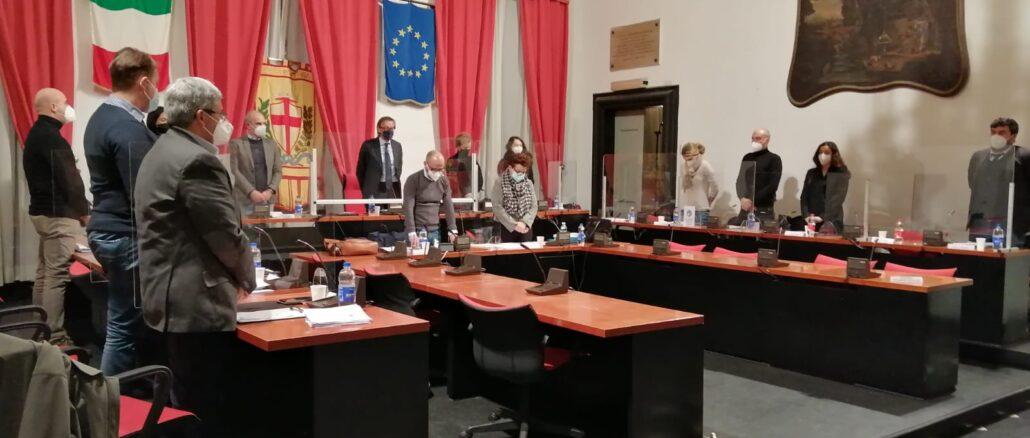 Consiglio comunale Albenga 27 gennaio 2