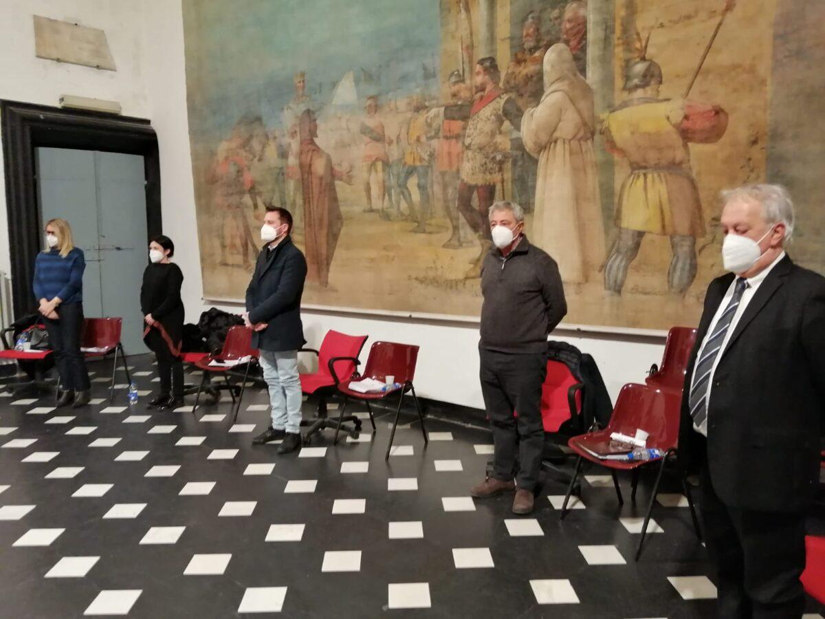 Consiglio comunale Albenga 27 gennaio 3