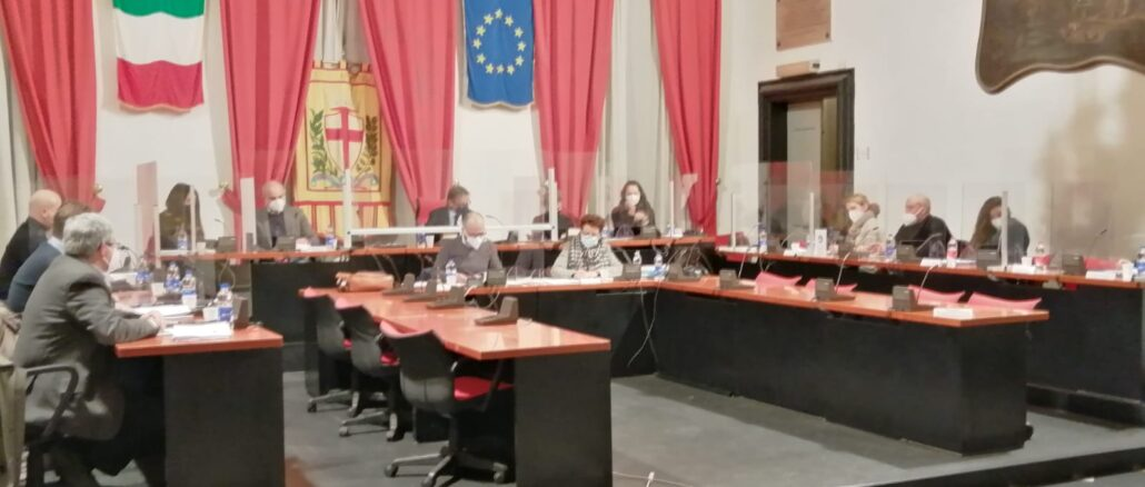Consiglio comunale Albenga 27 gennaio 5