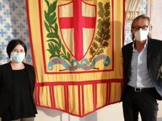 Marta Gaia e Riccardo Tomatis - Comune di Albenga