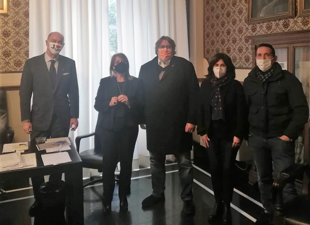 Melgrati, Giannotta, Vaccarezza, Mordente, Invernizzi