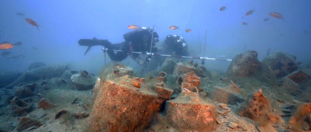 Rai Storia - nave romana Albenga