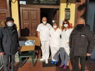 Sappe e Anppe donazione a RP Baccino di Cairo Montenotte