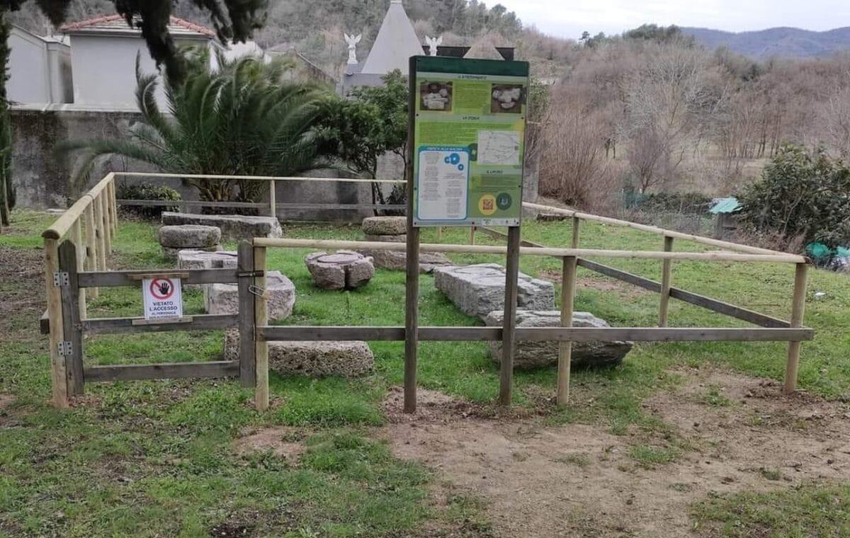 Villanova dAlbenga parchi