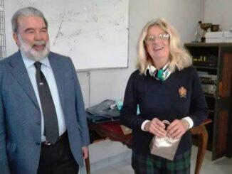 foto vela Varazze Belgrano e la Franza gli ultimi due presidenti