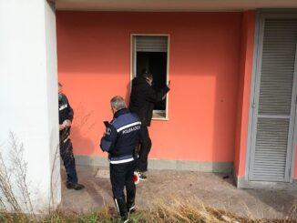 polizia locale occupazione abusiva ad Albenga