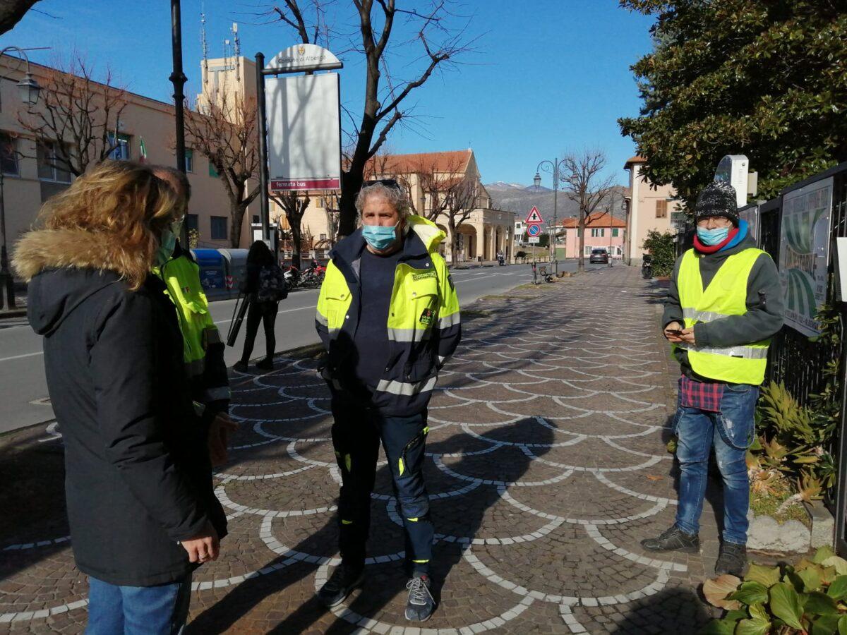 prot. civ e polizia locale alle fermate 3