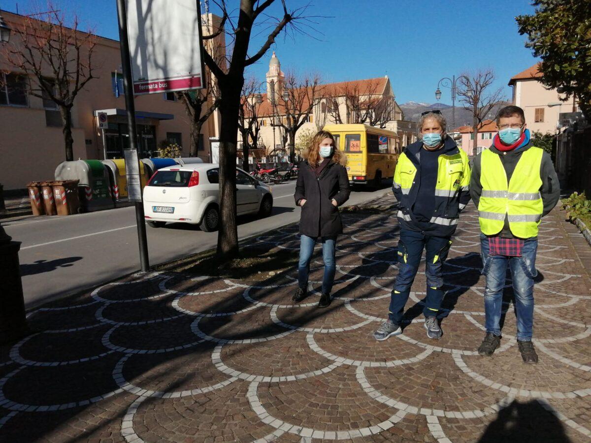 prot. civ e polizia locale alle fermate 4
