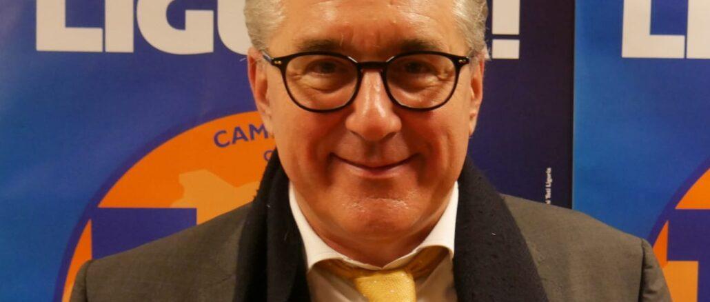 Alessandro Bozzano - Regione Liguria