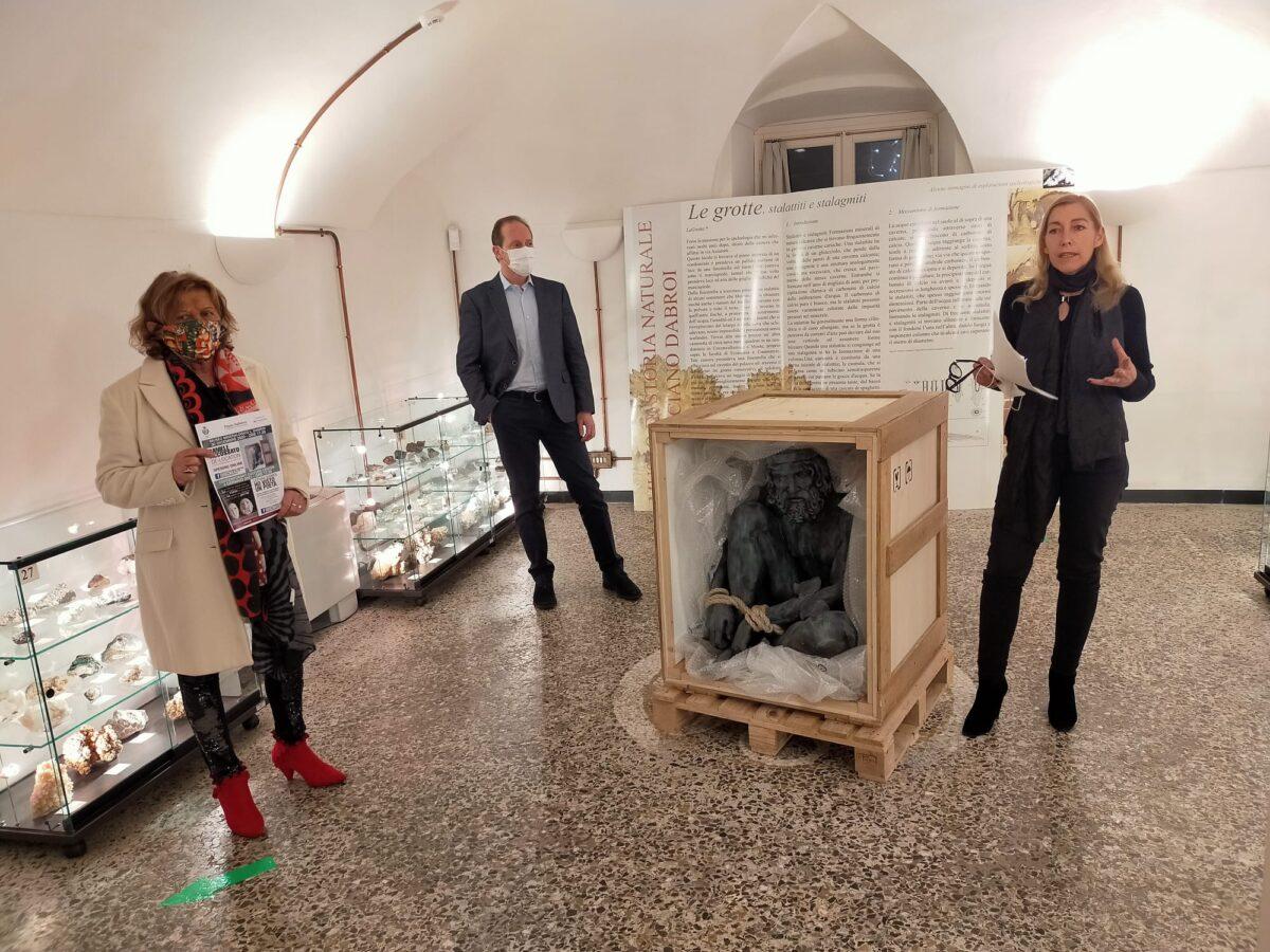 Andora mostra a Palazzo Tagliaferro