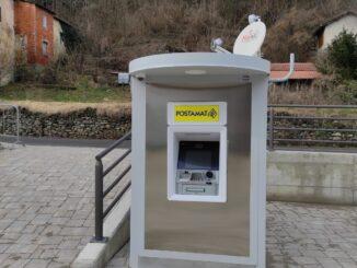 Bormida - Postamat