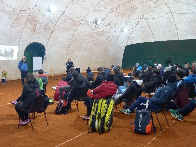 Corso Tecnici Tennis Loano