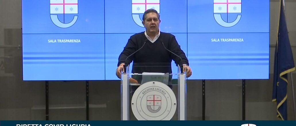 Giovanni Toti - 19 febbraio 2021