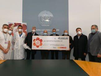 Liguria Conad donazione al Gaslini 01