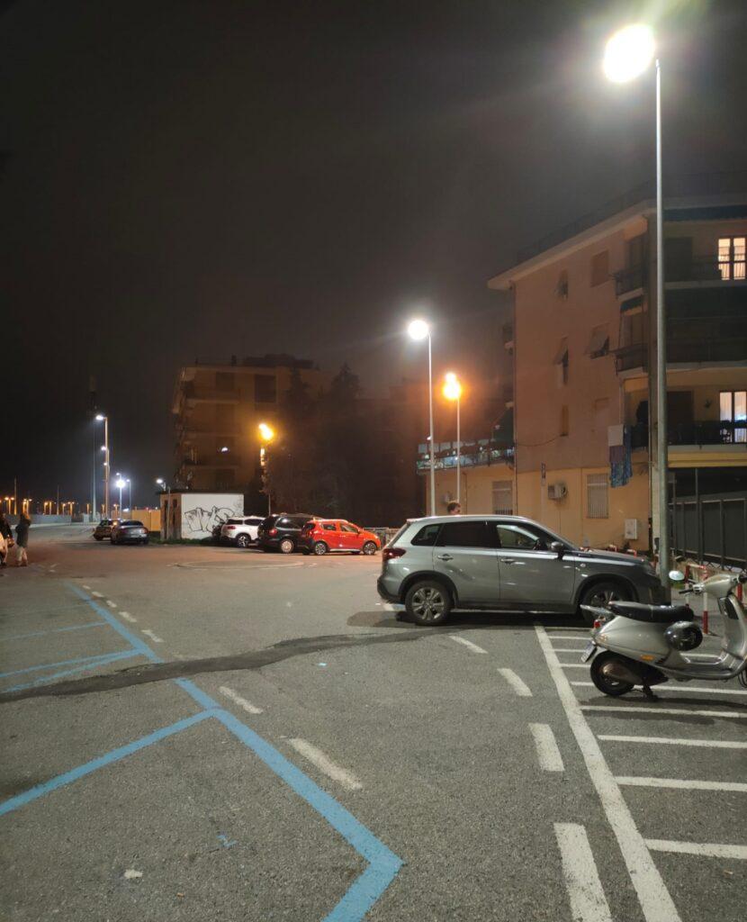 Loano Illuminazione Parcheggio 01