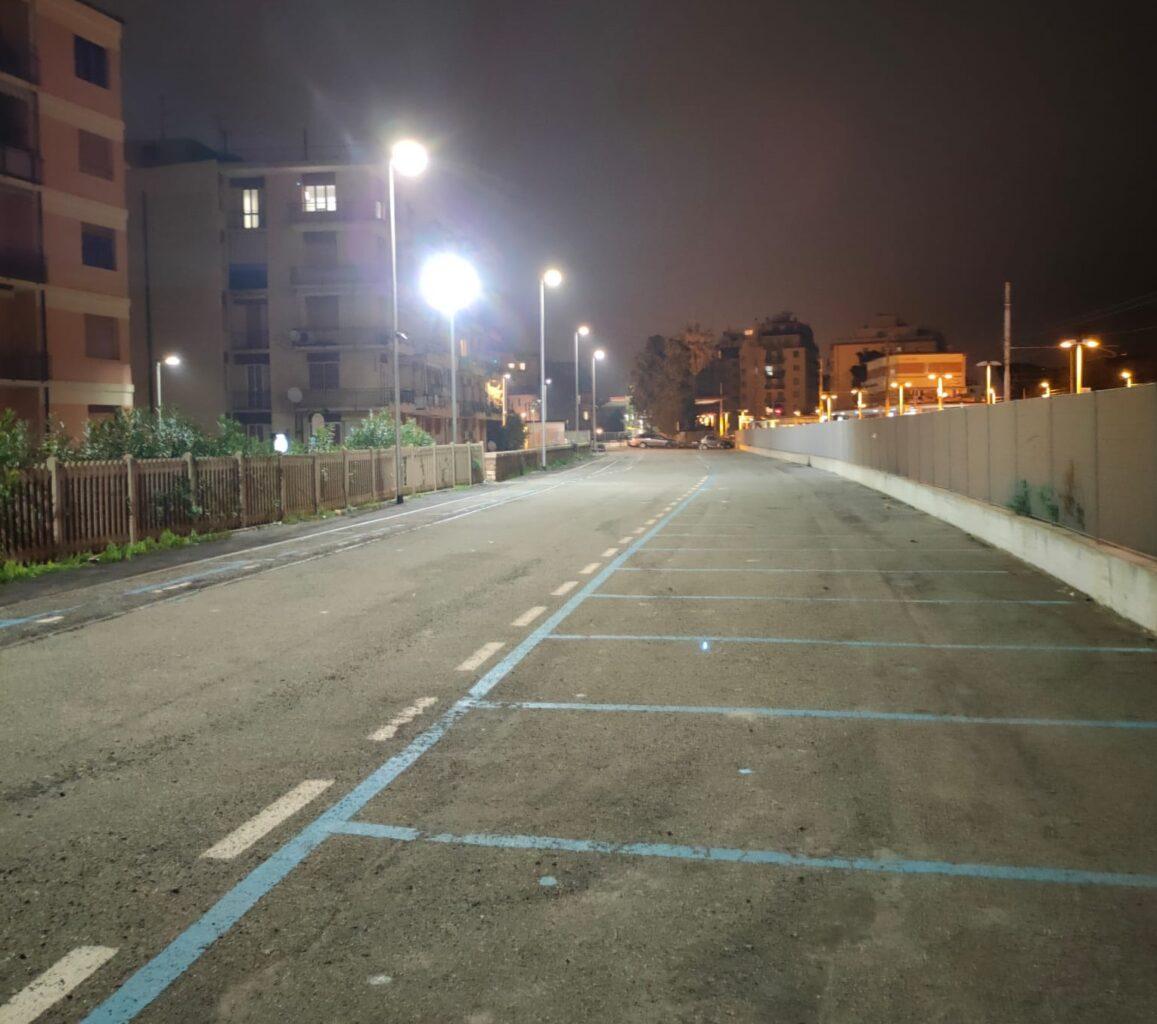 Loano Illuminazione Parcheggio 02