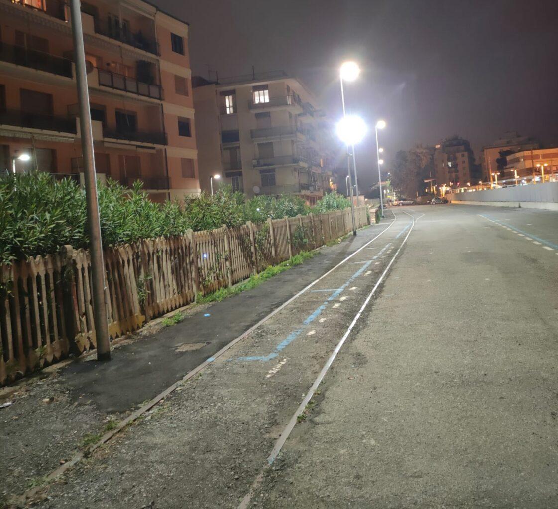Loano Illuminazione Parcheggio 03