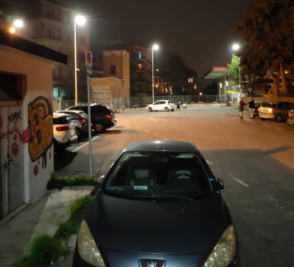 Loano Illuminazione Parcheggio 04
