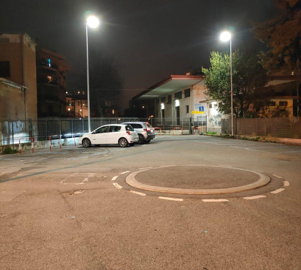 Loano Illuminazione Parcheggio 05