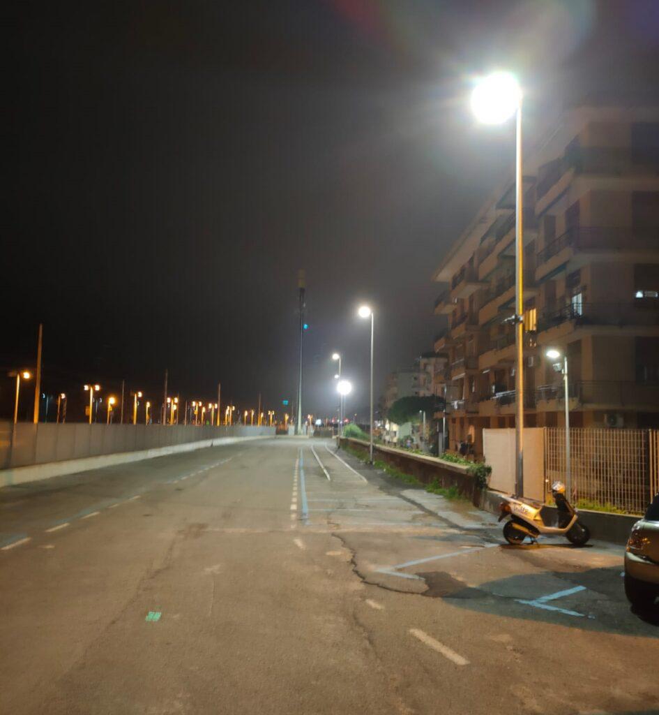 Loano Illuminazione Parcheggio 06
