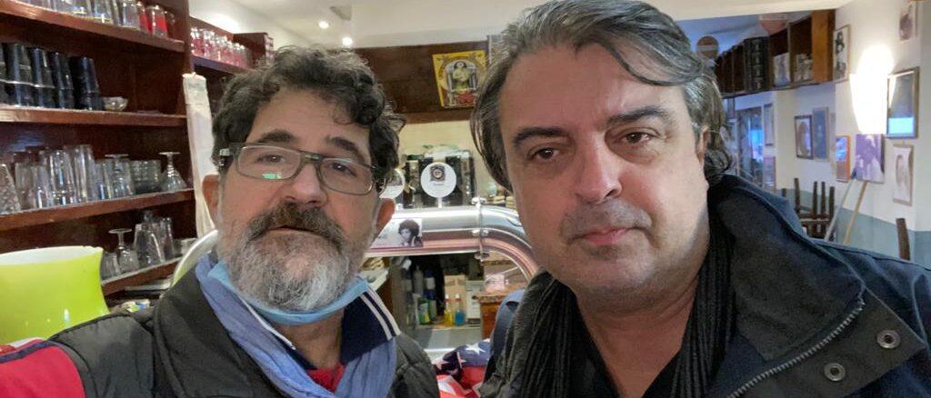 Marco Pivari e Ferdinando Moltemi