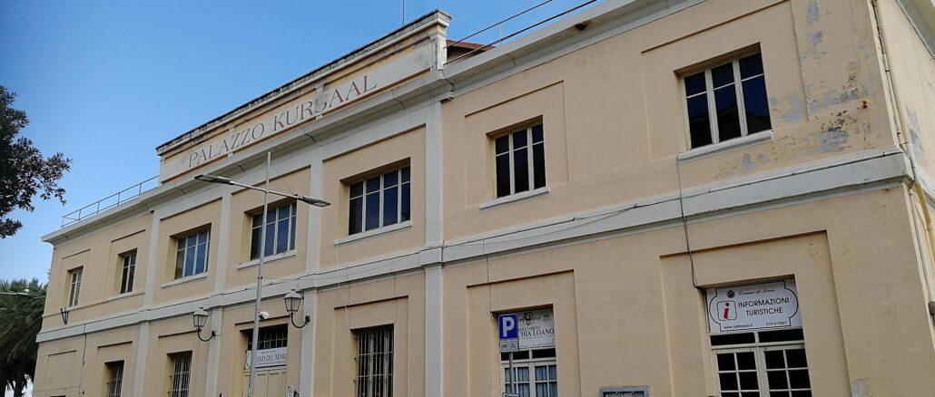 Palazzo Kursaal a Loano