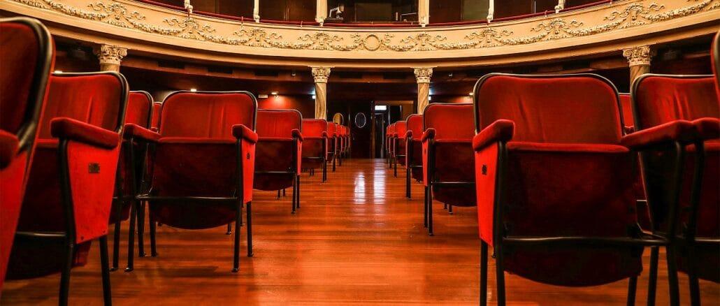 Teatro Gustavo Modena vuoto ph Matilde Pisani