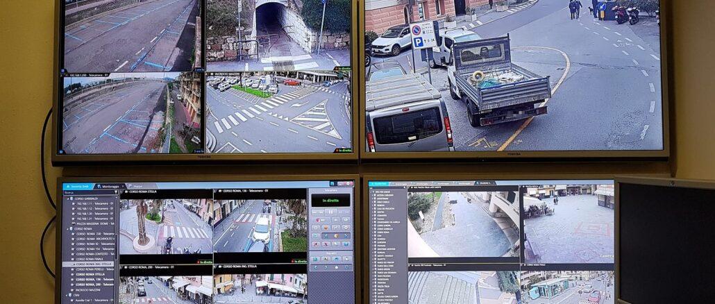 Telecamere videosorveglianza a Loano