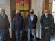 Villanova dAlbenga Rino Ferrari e sindaci Pietro Balestra Domenico Cassiano e Emilio Angelo Mosso