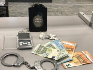 plizia locale arresto droga