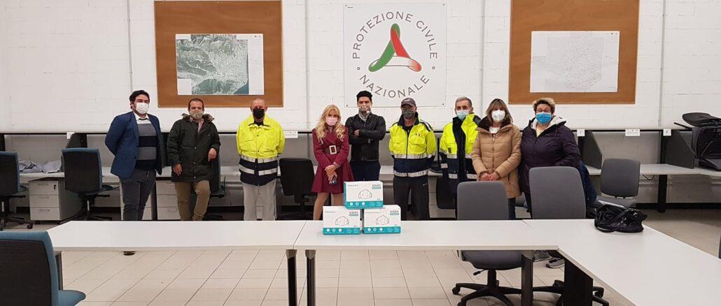 protezione civile Albenga
