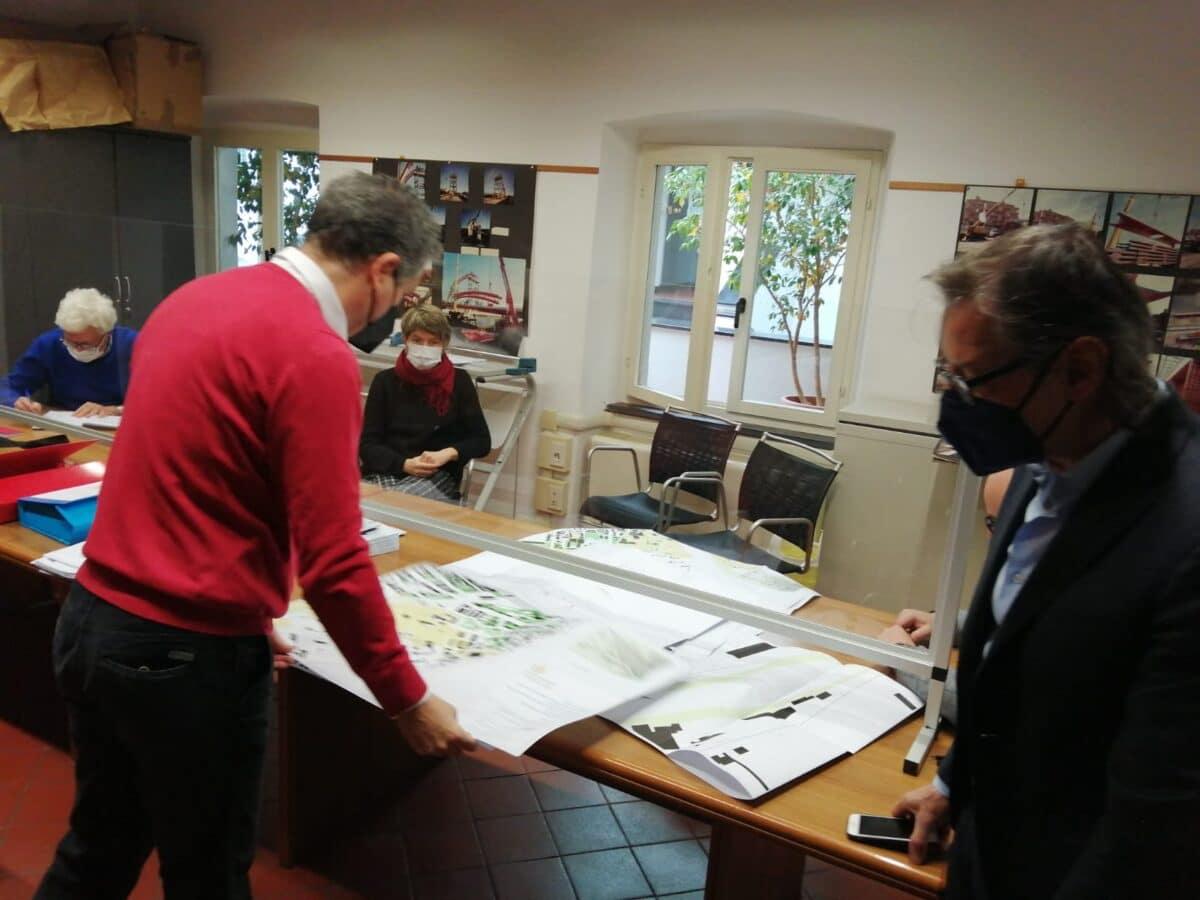 riunione presentazione progetto depurazione