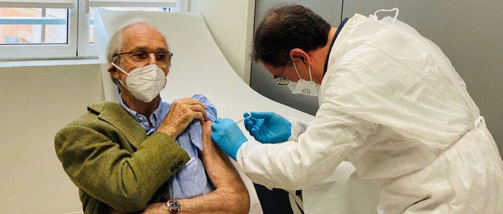 vaccino Renzo Piano ASl3