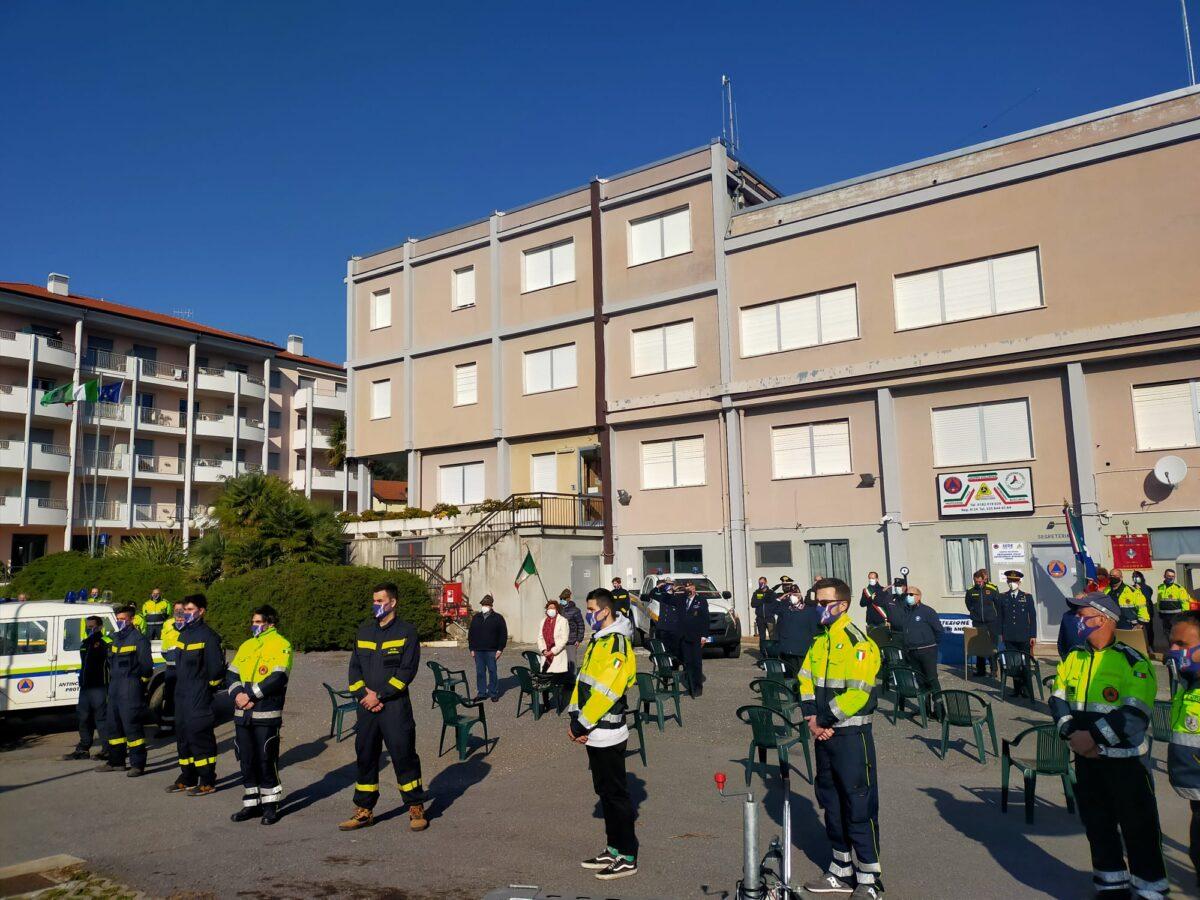 Andora Protezione civile targa Petrucco