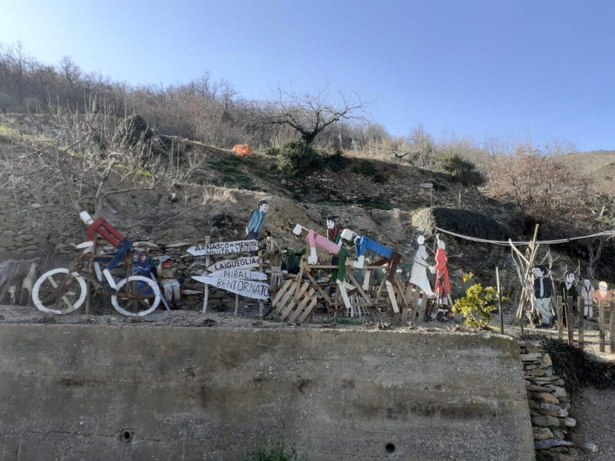 Arnasco Omaggio a Trofeo Laigueglia e Nibali