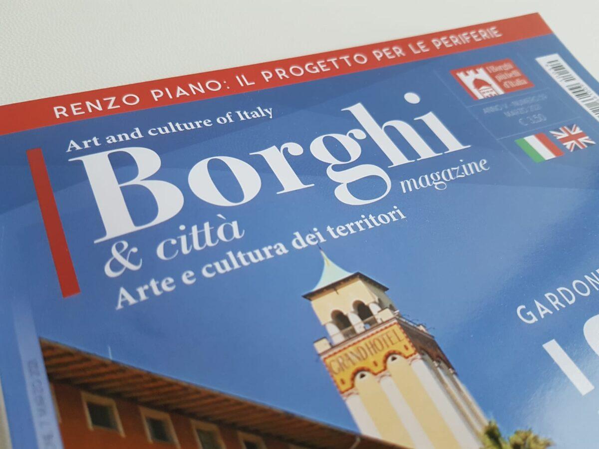 Borghi Citta Magazine 01