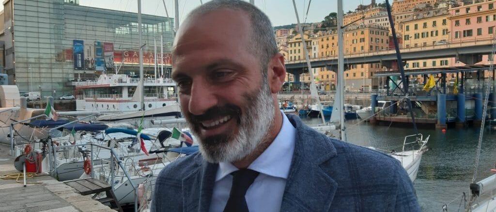 Mattia Rossi - Legacoop Liguria