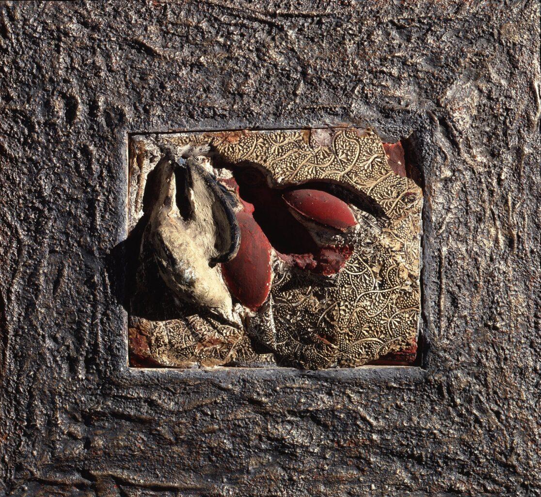 Max Ernst, Deux oiseaux, 1926