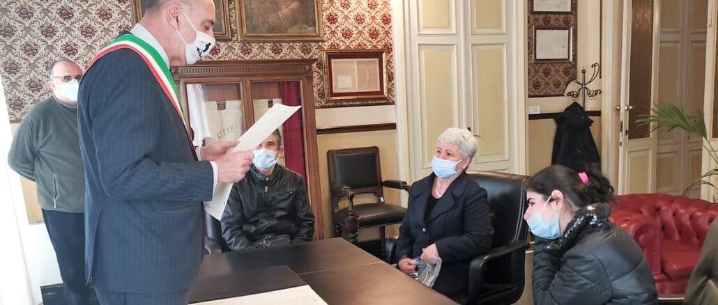 Nuova cittadinanza italiana per una alassina